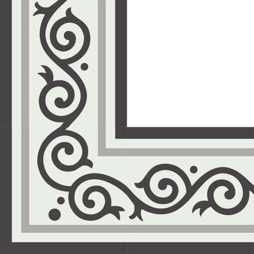 Gạch bông CTS BC134.1(4-9-13) - Encaustic cement tile CTS BC134.1(4-9-13)