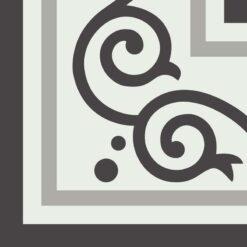 Gạch bông CTS C134.1(4-9-13) - Encaustic cement tile CTS C134.1(4-9-13)