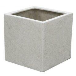 Chậu đá mài hình lập phương 40×40cm