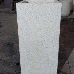 Chậu đá mài hình trụ vuông 30×60