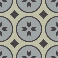 Gạch bông CTS 0.4(9-12-13) - Encaustic cement tile CTS 0.4(9-12-13)