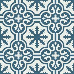 Gạch bông CTS 1.48(1-4) - 4 viên - Encaustic cement tile CTS 1.48(1-4) - 4 tiles