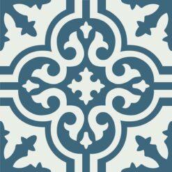 Gạch bông CTS 1.48(1-4) - Encaustic cement tile CTS 1.48(1-4)