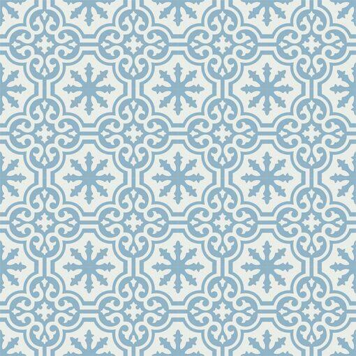 Gạch bông CTS 1.51(4-29) - 16 viên - Encaustic cement tile CTS 1.51(4-29) - 16 tiles