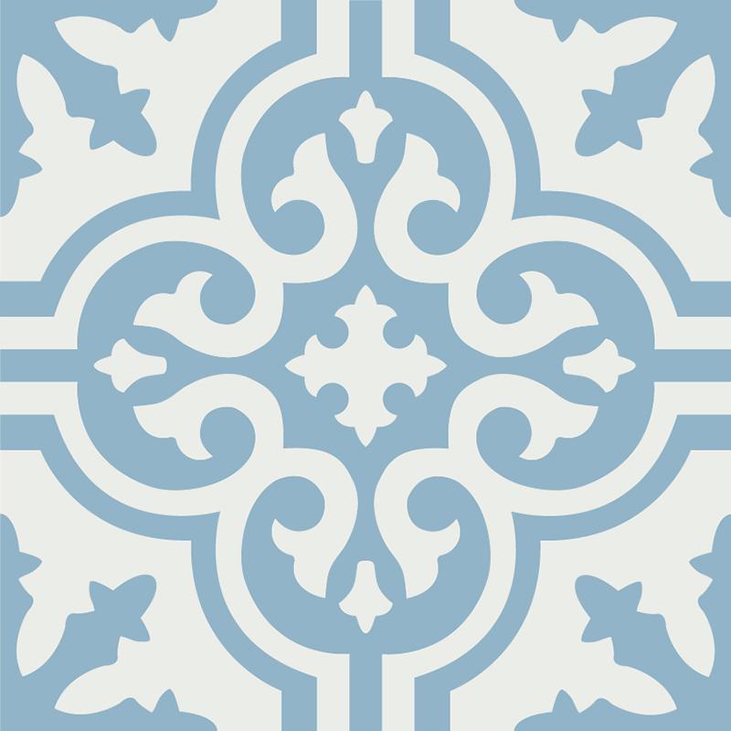 Gạch bông CTS 1.51(4-29) - Encaustic cement tile CTS 1.51(4-29)