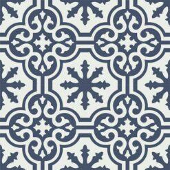 Gạch bông CTS 1.52(4-100) - 4 viên- Encaustic cement tile CTS 1.52(4-100) - 4 tiles