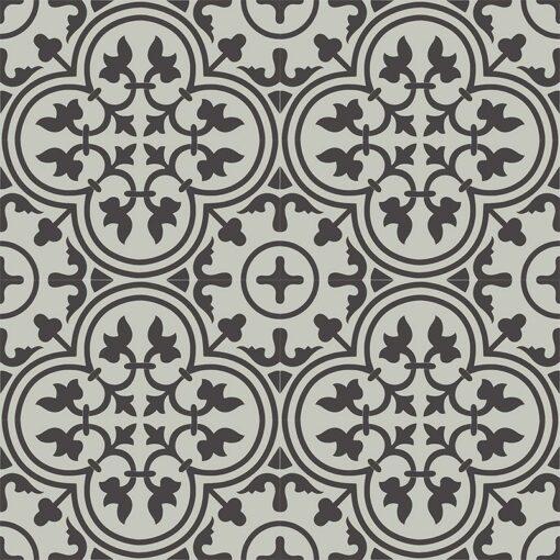 Gạch bông CTS 2.26(13-27) - 16 viên - Encaustic cement tile CTS 2.26(13-27) - 16 tiles
