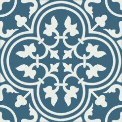 Gạch bông CTS 2.27(1-4) - 4 viên - Encaustic cement tile CTS 2.27(1-4) - 4 tile