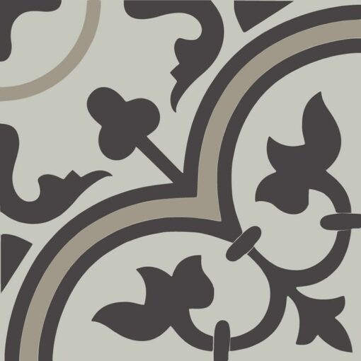 Gạch bông CTS 2.29(13-27-83) - Encaustic cement tile CTS 2.29(13-27-83)