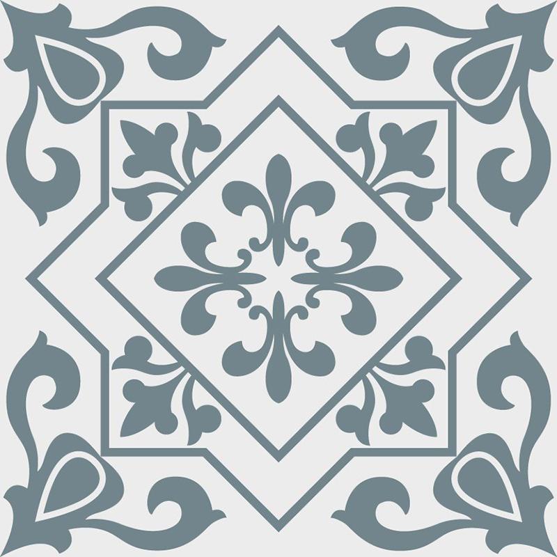 Gạch bông CTS 265.1(4-33) - Encaustic cement tile CTS 265.1(4-33)
