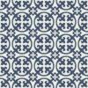Gạch bông CTS 4.10(4-100) - 16 viên - Encaustic cement tile CTS 4.10(4-100) - 16 tiles