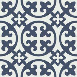 Gạch bông CTS 4.10(4-100) - 4 viên - Encaustic cement tile CTS 4.10(4-100) - 4 tiles