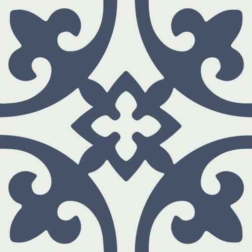 Gạch bông CTS 4.10(4-100) - Encaustic cement tile CTS 4.10(4-100)