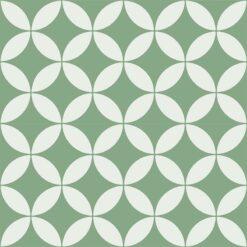 Gạch bông CTS 6.27(4-7) - 4 viên - Encaustic cement tile CTS 6.27(4-7) - 4 tiles