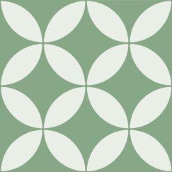Gạch bông CTS 6.27(4-7) - Encaustic cement tile CTS 6.27(4-7)