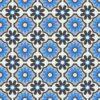 Gạch bông CTS 16.10(4-8-13-50) - 16 viên - Encaustic cement tile CTS 16.10(4-8-13-50) - 16 tiles