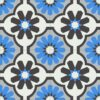 Gạch bông CTS 16.10(4-8-13-50) - 4 viên - Encaustic cement tile CTS 16.10(4-8-13-50) - 4 tiles