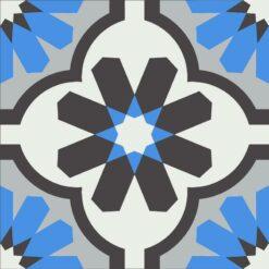 Gạch bông CTS 16.10(4-8-13-50) - Encaustic cement tile CTS 16.10(4-8-13-50)