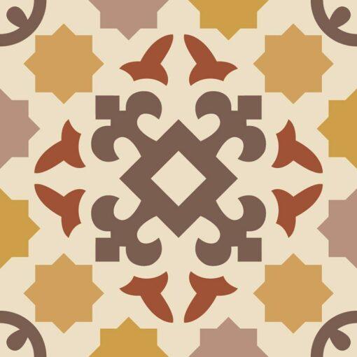 Gạch bông CTS 33.2(6-18-34-59-60-62) - Encaustic cement tile CTS 33.2(6-18-34-59-60-62)