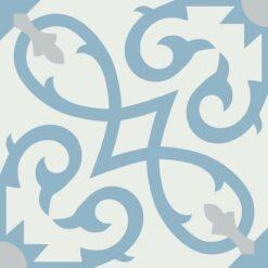 Gạch bông CTS 127.4(4-29-54) - Encaustic cement tile CTS 127.4(4-29-54)