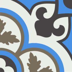 Gạch bông CTS 129.8(4-8-13-28) - Encaustic cement tile CTS 129.8(4-8-13-28)