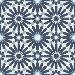 Gạch bông CTS 145.2(2-4-100) - 4 viên - Encaustic cement tile CTS 145.2(2-4-100) - 4 tiles