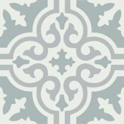 Gạch bông CTS 189.3(4-35-50) - 4 viên - Encaustic cement tile CTS 189.3(4-35-50) - 4 tiles