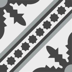 Gạch bông CTS 206.3(4-9-13) - Encaustic cement tile CTS 206.3(4-9-13)