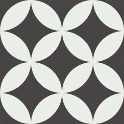 Gạch bông CTS 211.1(4-13)- 4 viên - Encaustic cement tile CTS 211.1(4-13) - 4 tiles