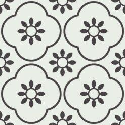 Gạch bông CTS 241.1(4-13) - 4 viên - Encaustic cement tile CTS 241.1(4-13) - 4 tiles
