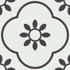 Gạch bông CTS 241.1(4-13) - Encaustic cement tile CTS 241.1(4-13)