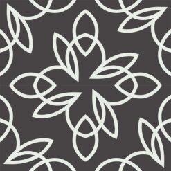 Gạch bông CTS 253.1(4-13) - 4 viên - Encaustic cement tile CTS 253.1(4-13) - 4 tiles