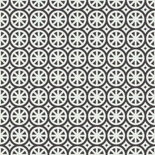 Gạch bông CTS 254.2(4-13) - 16 viên - Encaustic cement tile CTS 254.2(4-13) - 16 tiles