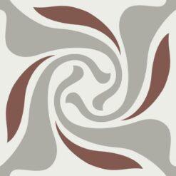 Gạch bông CTS 259.1(4-9-60) - Encaustic cement tile CTS 259.1(4-9-60)
