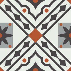 Gạch bông CTS 263.1(4-5-9-13) - Encaustic cement tile CTS 263.1(4-5-9-13)