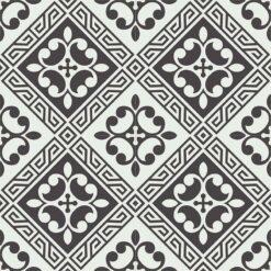 Gạch bông CTS 272.1(4-13) - 4 viên - Encaustic cement tile CTS 272.1(4-13)-4tiles