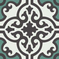 Gạch bông CTS 84.4(4-13-40) - Encaustic cement tile CTS 84.4(4-13-40)