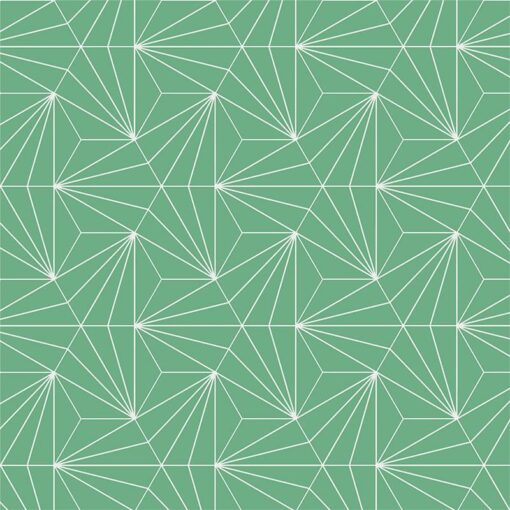 Gạch bông CTS 402.18(4-A3) - Encaustic cement tile CTS 402.18(4-A3)