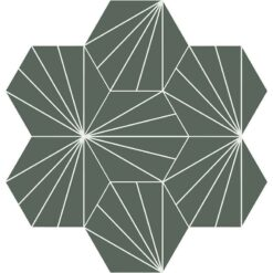 Gạch bông CTS H402.20(3-4) - 7 viên - Encaustic cement tile CTS H402.20(3-4) - 7 tiles