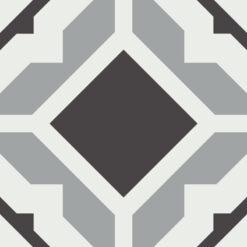 Gạch bông CTS 274.1(4-9-13) - Encaustic cement tile CTS 274.1(4-9-13)