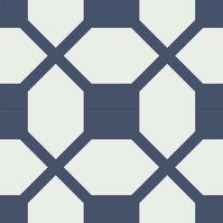 Gạch bông CTS 275.1(4-100) - 4 viên - Encaustic cement tile CTS 275.1(4-100) - 4 tiles