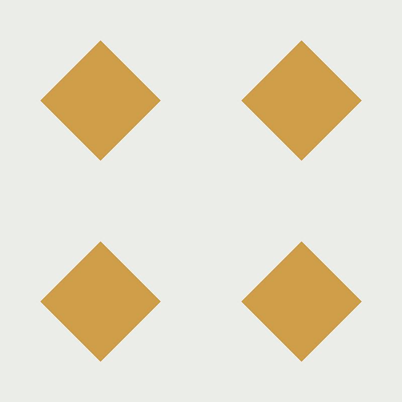Gạch bông CTS 276.1(4-6) - 4 viên - Encaustic cement tile CTS 276.1(4-6) - 4 tiles