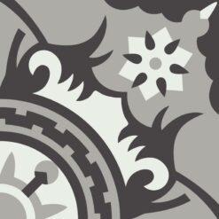 Gạch bông CTS 278.1(4-9-13) - Encaustic cement tile CTS 278.1(4-9-13)