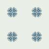 Gạch bông CTS 281.1(1-4) - 16 viên - Encaustic cement tile CTS 281.1(1-4) - 16 tiles