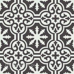 Gạch bông CTS S12-801.1(4-13) - 4 viên - Encaustic cement tile CTS S12-801.1(4-13) - 4 tiles