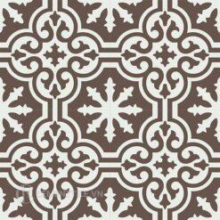 Gạch bông CTS S14-301.1(4-14) - 4 viên - Encaustic cement tile CTS S14-301.1(4-14) - 4 tiles