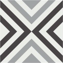 Gạch bông CTS 286.1(4-9-13) - Encaustic cement tile CTS 286.1(4-9-13)