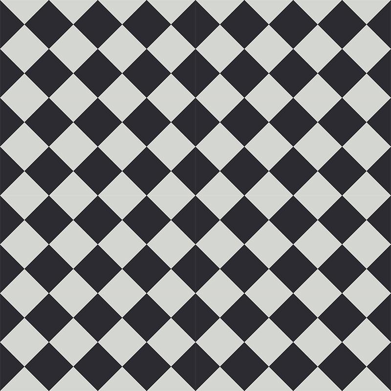 Gạch bông CTS 288.1(4-A2) - 16 viên - Encaustic cement tile CTS 288.1(4-A2) - 16 tiles