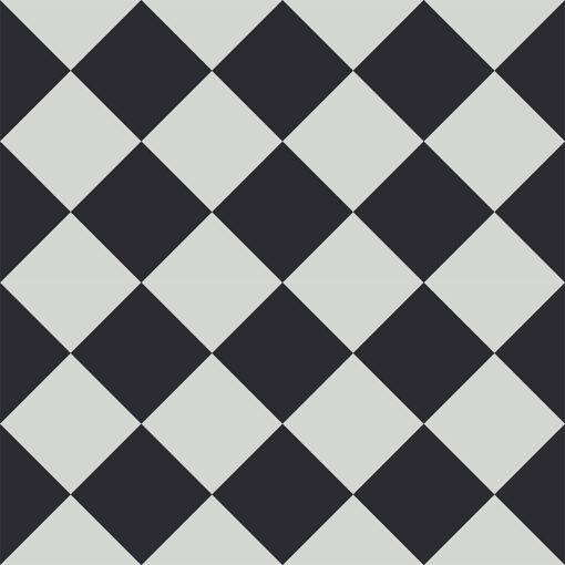 Gạch bông CTS 288.1(4-A2) - 4 viên - Encaustic cement tile CTS 288.1(4-A2) - 4 tiles